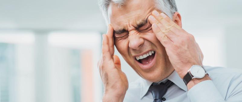 Stress bij de directeur grootaandeelhouder (DGA).