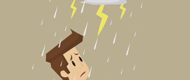Uw onderneming in zwaar weer?