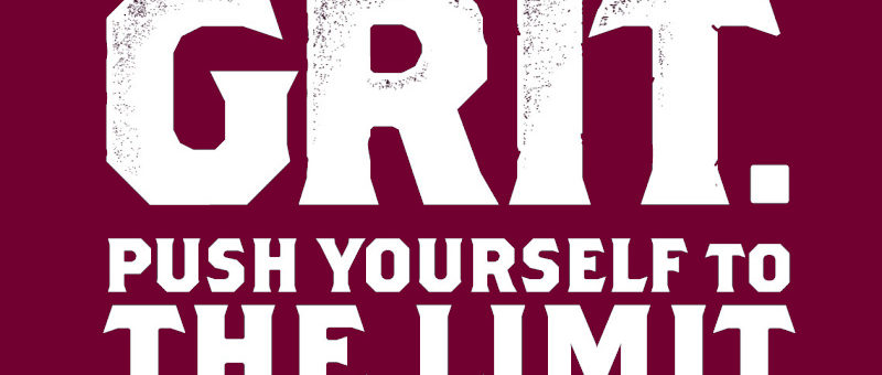 Grit, sleutel tot succes?